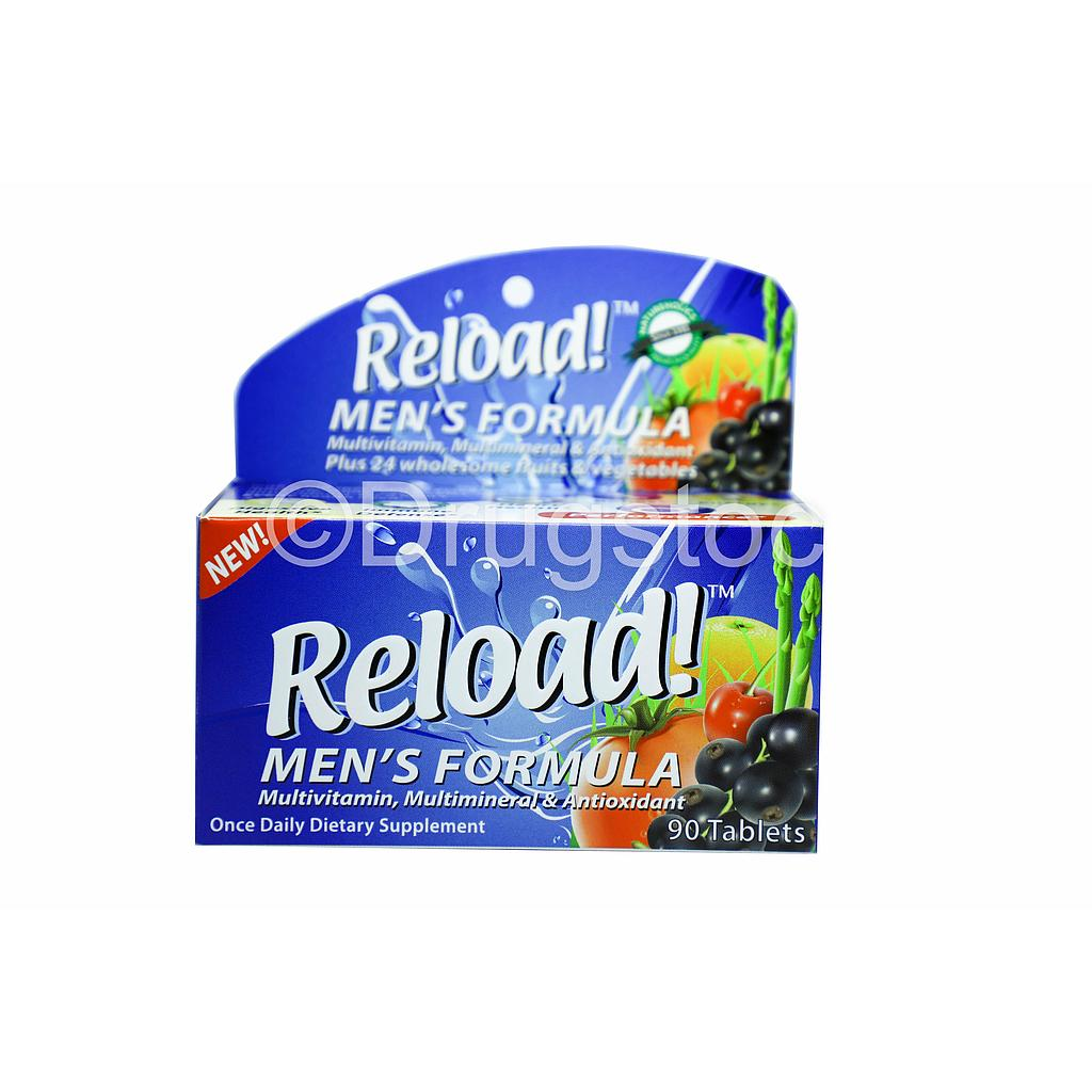 Reload Men x 90