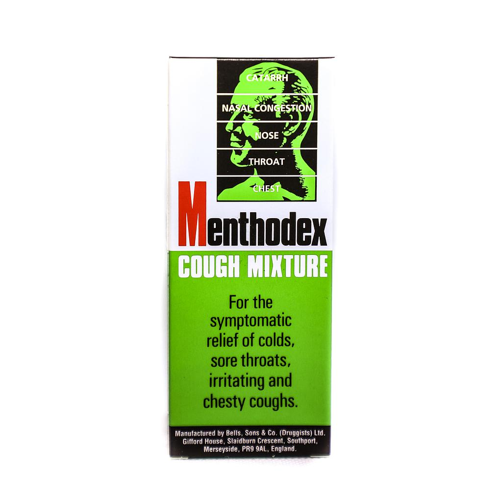 Menthodex Cough Mixture 100ml