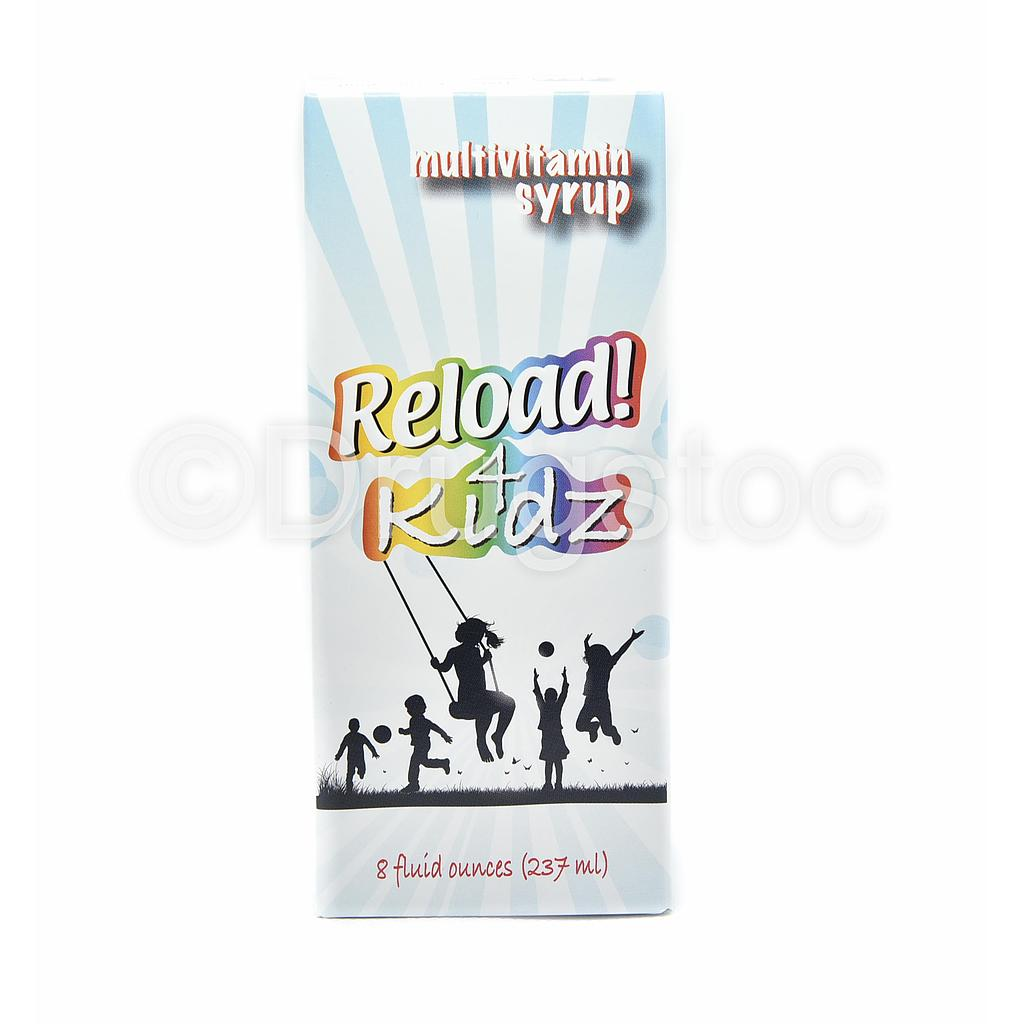 Reload for Kids Syrup 237ml