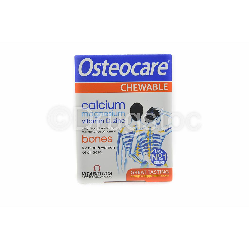 Osteocare Chewable Tab X 30