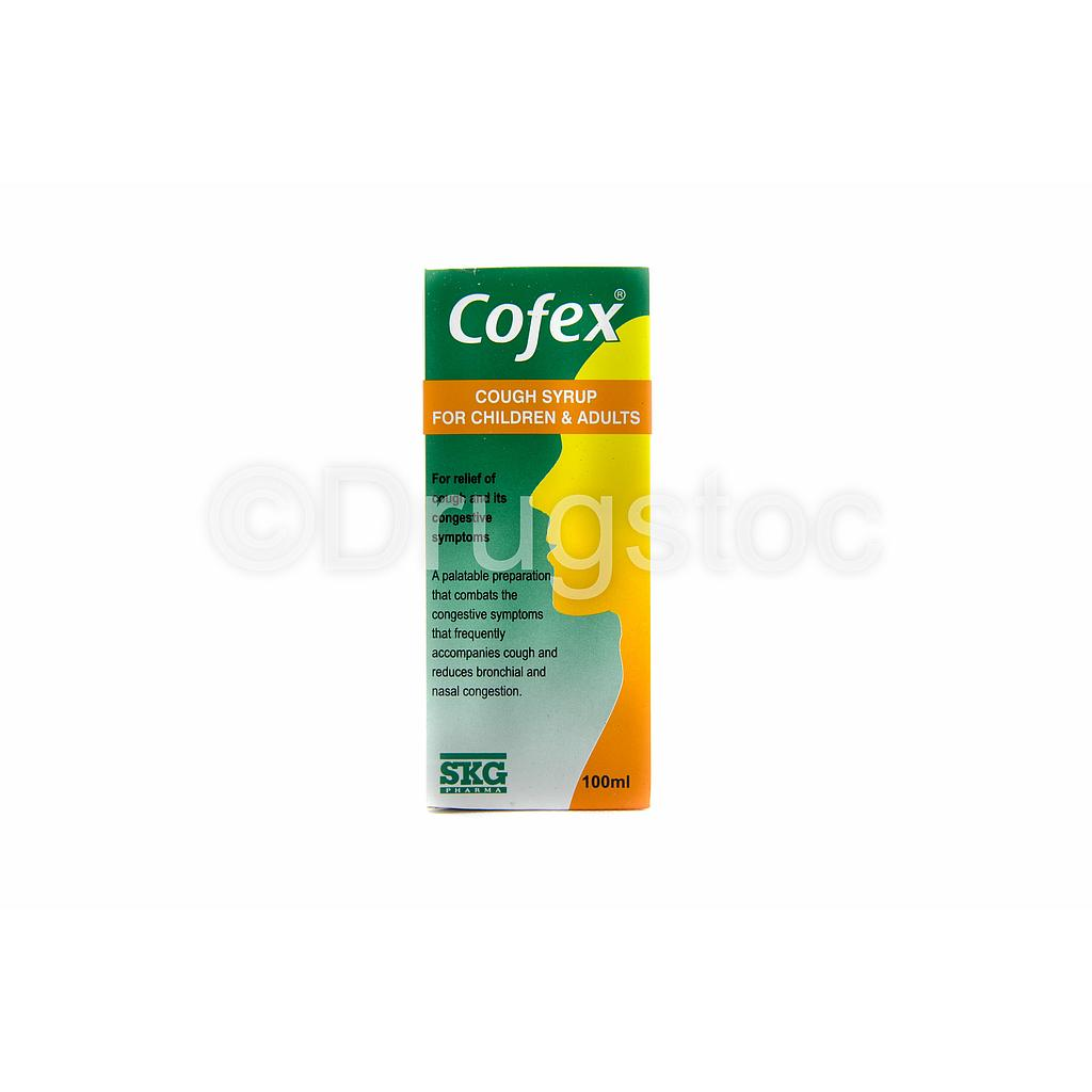 Cofex Cough Syrup 100ml