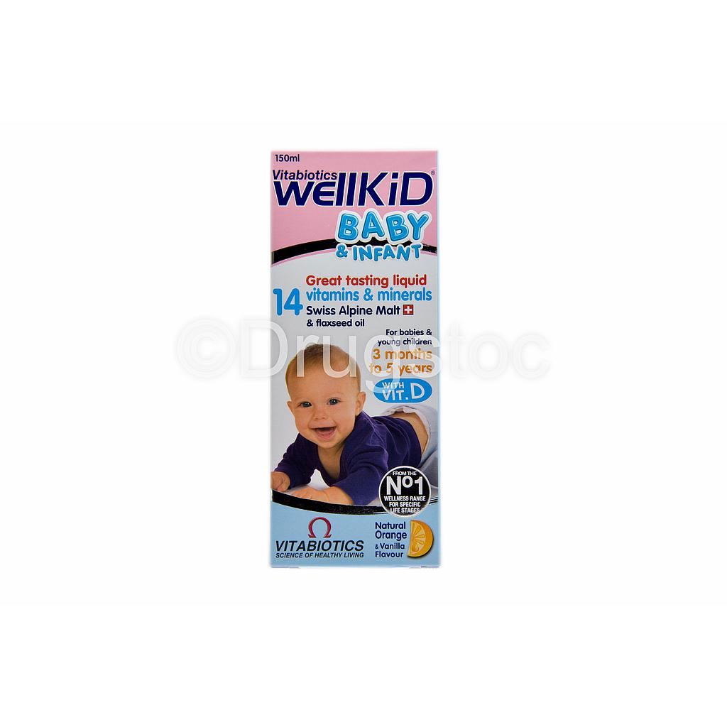 WellKid Baby 150ml