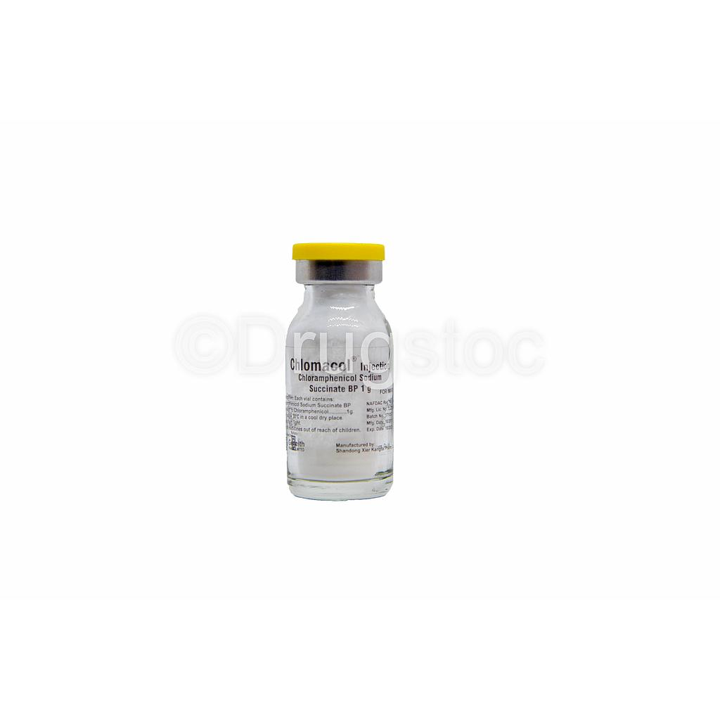 Geneith Chloramphenicol Injection 1g