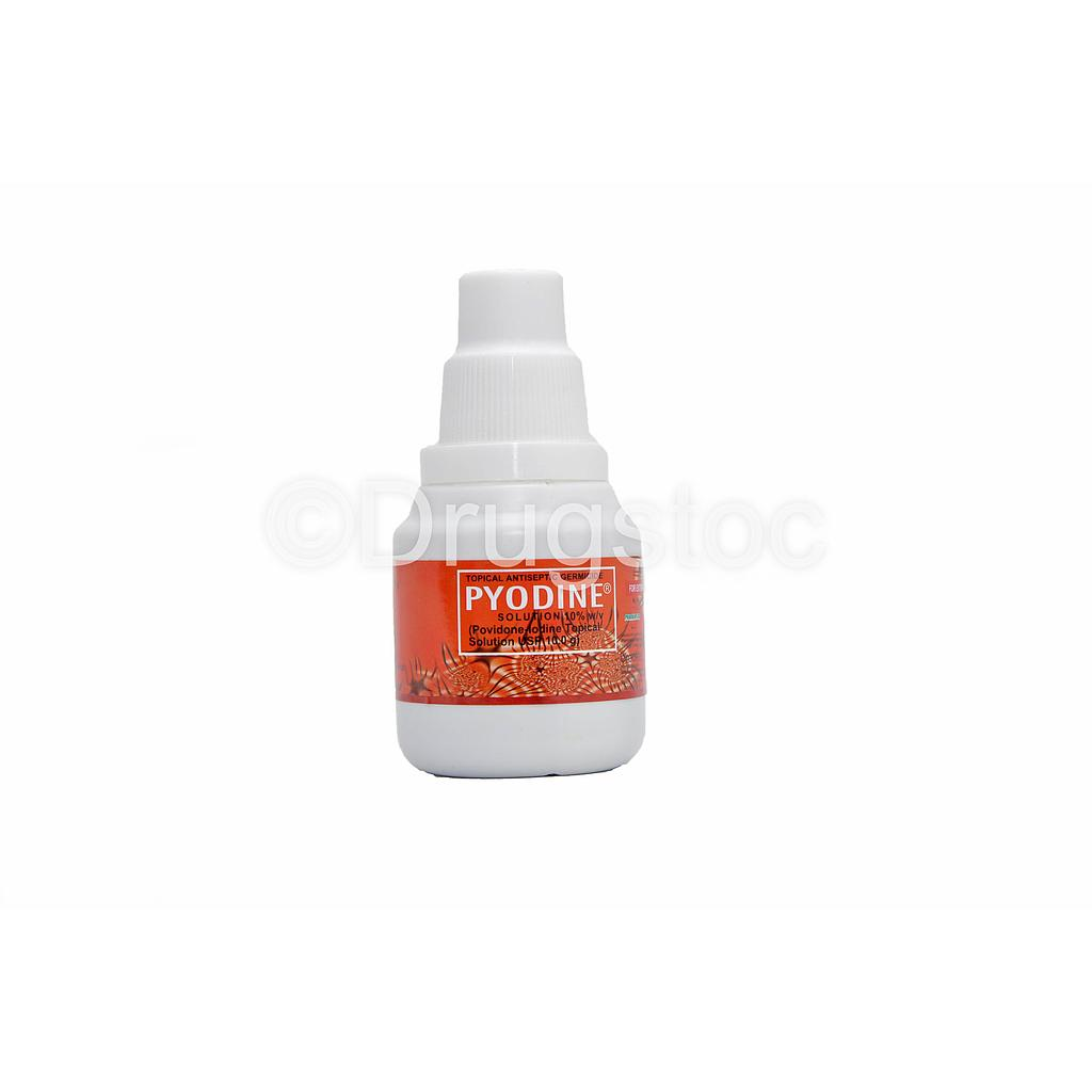 Pyodine Topical Solution 10%
