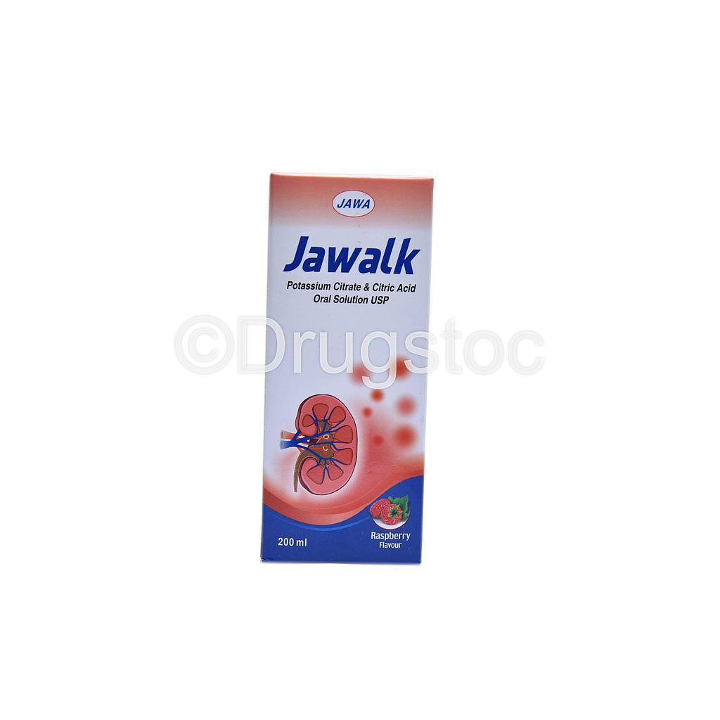 Jawalk Susp 200ml