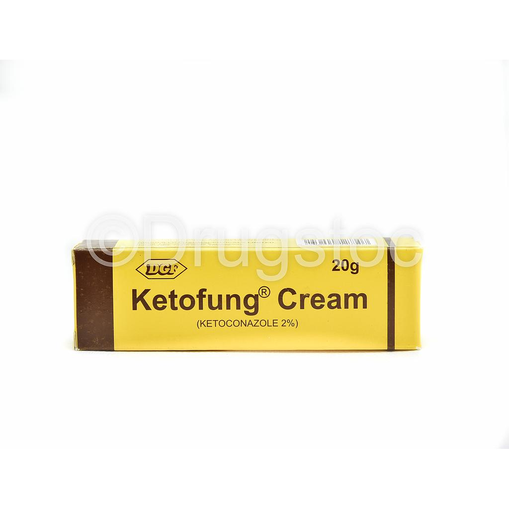 Ketofung Cream 20g